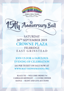 15th Anniversary Ball