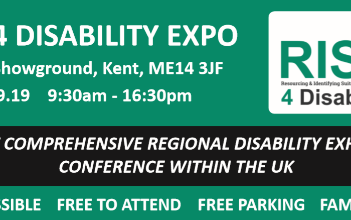 Rise 4 Disability Expo Logo